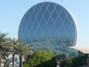 Aldar Headquarters Building, Abu Dhabi